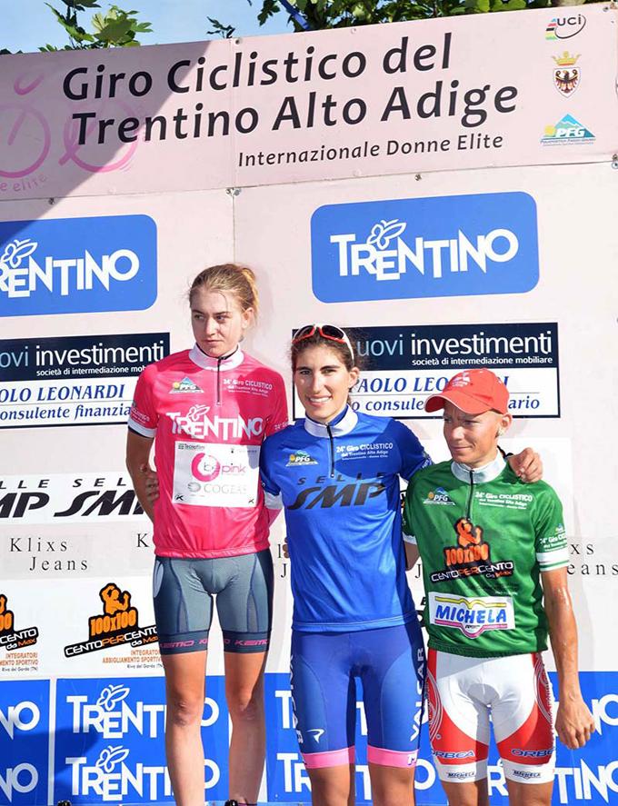 Trentinodonne Maglie2017