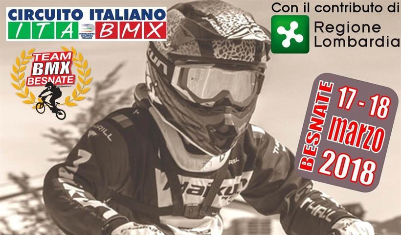 Anteprima 1 E 2 Prova Circuito Italiano Besnate 17 18 Marzo 2018