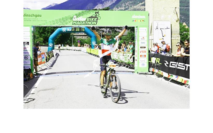 Ortler Bike Marathon Ragnoli E Süss über Alles