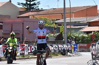 Matteo Mascia (1° Al Giro Del Bidighinzu)