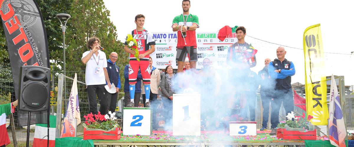A Rieti i Campionati Italiani Trial
