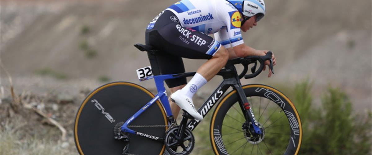 Remco Evenepoel Crono Vuelta A San Juan 2020