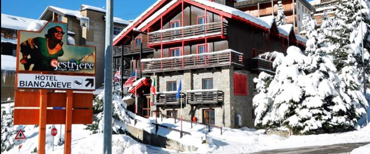 Sestriere Hotelbiancaneve
