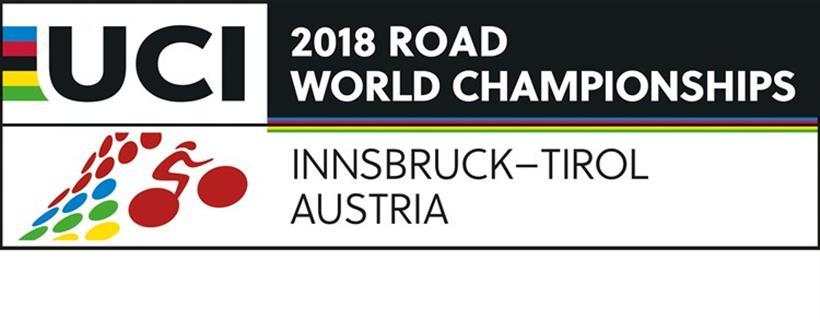 Risultati immagini per UCI Road World Championships 2018 - Innsbruck-Tirol