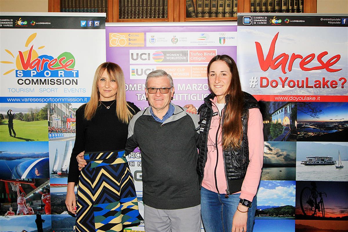 Trofeo Binda e Da Moreno puntano sull'ambiente