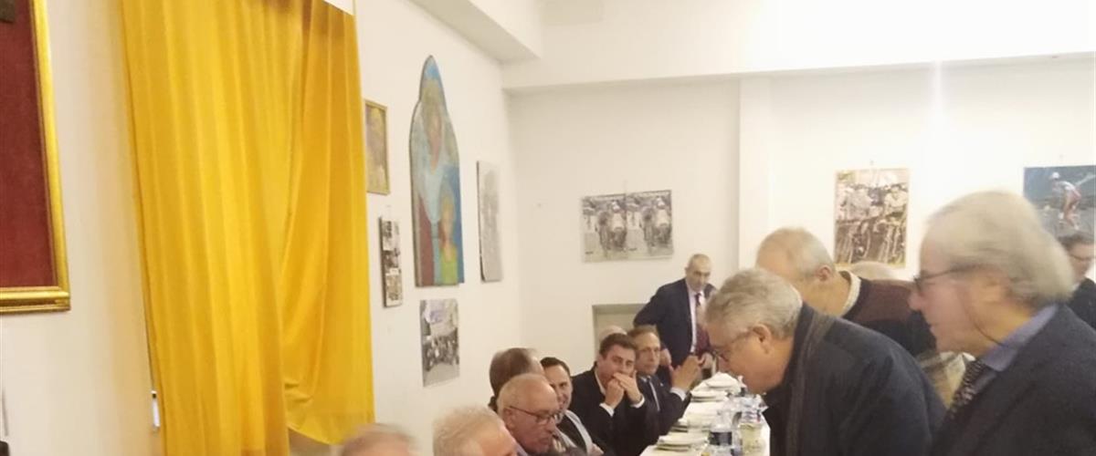 La Visita Del Vescovo Di Prato