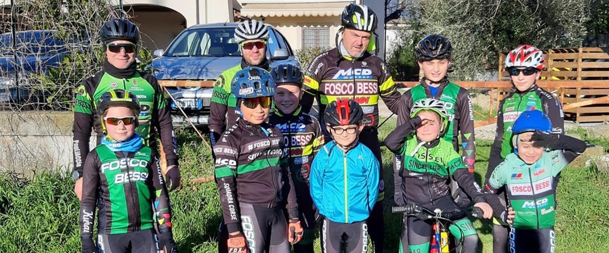 Giovanissimi In Mountain Bike