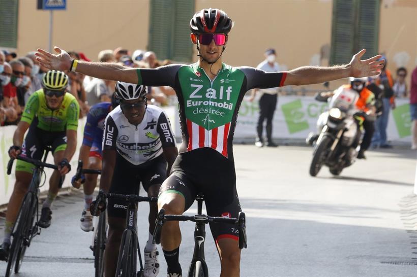 Lo Sprint Di Stefano Gandin