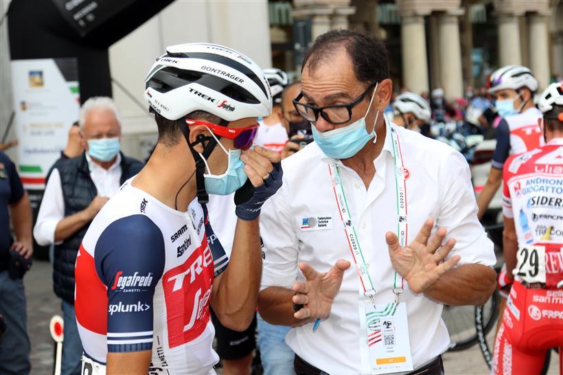 256A010423 08 2020 Bassano Del Grappa Vi Camp Italiano Prof Strada Photo Credit Photobicicailotto