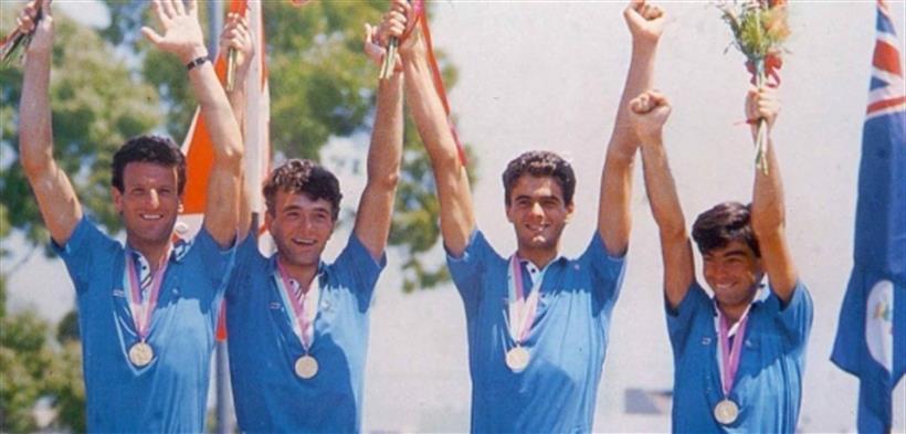 Quartetto Olimpiadi 84