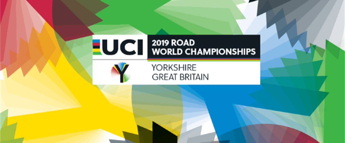 Mondiali Ciclismo Yorkshire 2019 Logo