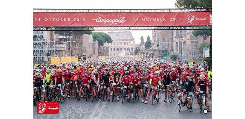 Calendario Granfondo Strada 2020.Granfondo Campagnolo Roma Aperte Le Iscrizioni
