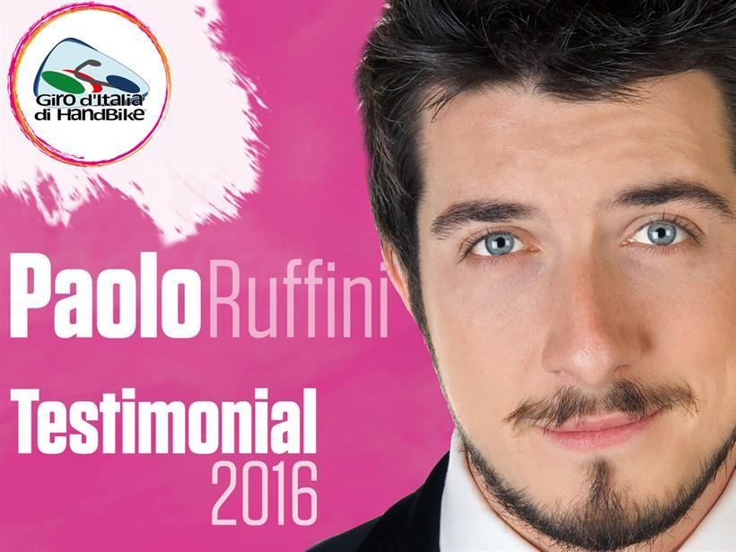 Vera Atyushkina Calendario.Paolo Ruffini Testimonial Del Giro D Italia Handbike 2016