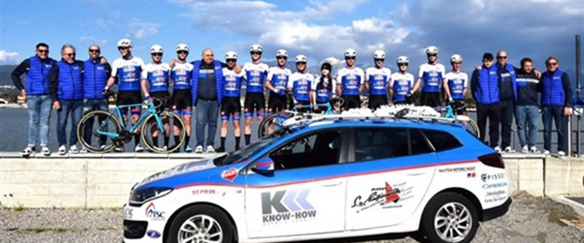 Il Cycling Team Casano (Foto Fruzzetti)