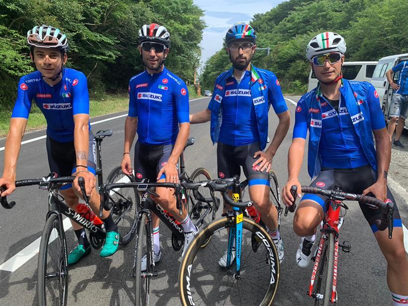 Calendario Corse Ciclistiche 2020.Domani Il Test Event Per Tokyo 2020