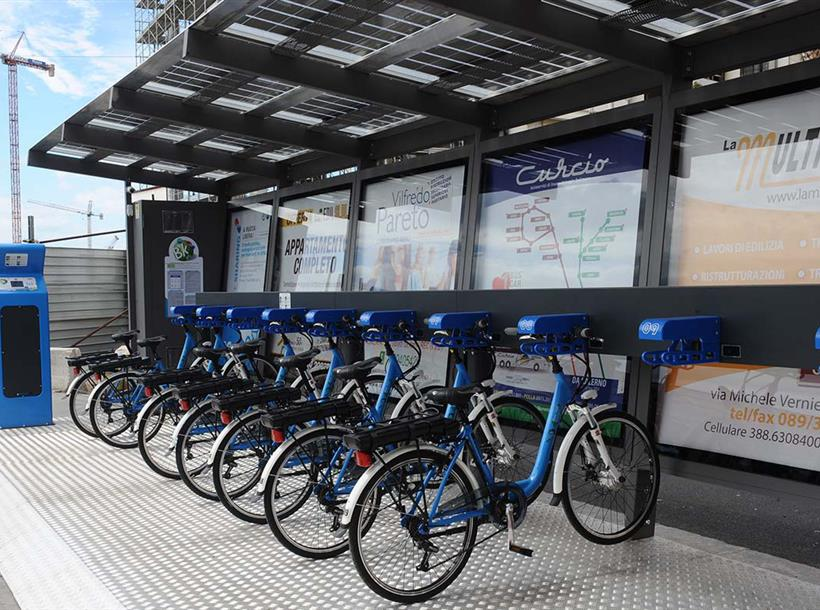 Bike Sharing Salerno