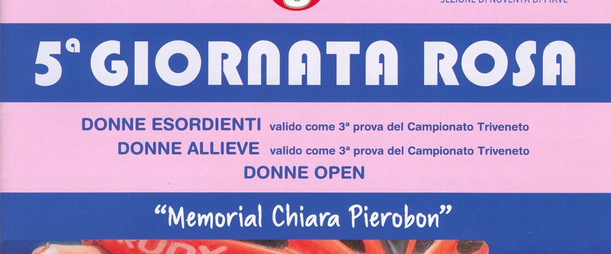 MEMORIAL CHIARA PIEROBON